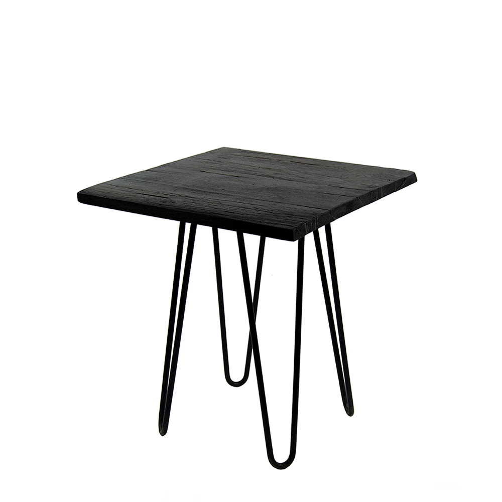 Side table TAREGG Bog oak