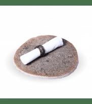 Napkin ring GRID