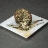 Dessert plate NOOK decorated