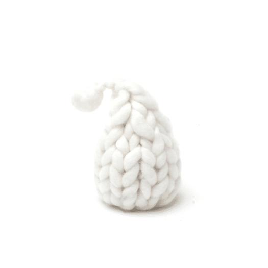 Egg cozy WARM-UP white