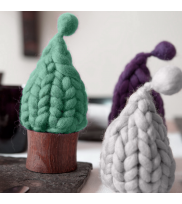 Egg cozy WARM-UP green