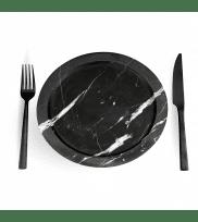 Plate BATLER | marble