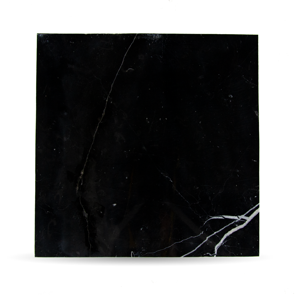 Underplate PAD-pur squared black