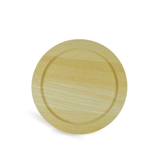 Wooden plate BATLER