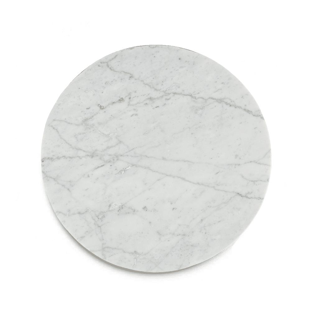 Platzteller PAD-pur round white