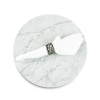 Underplate PAD-pur round white