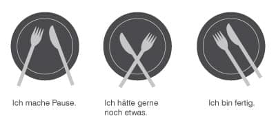 rules-how to show-what-you-need-at-dinner